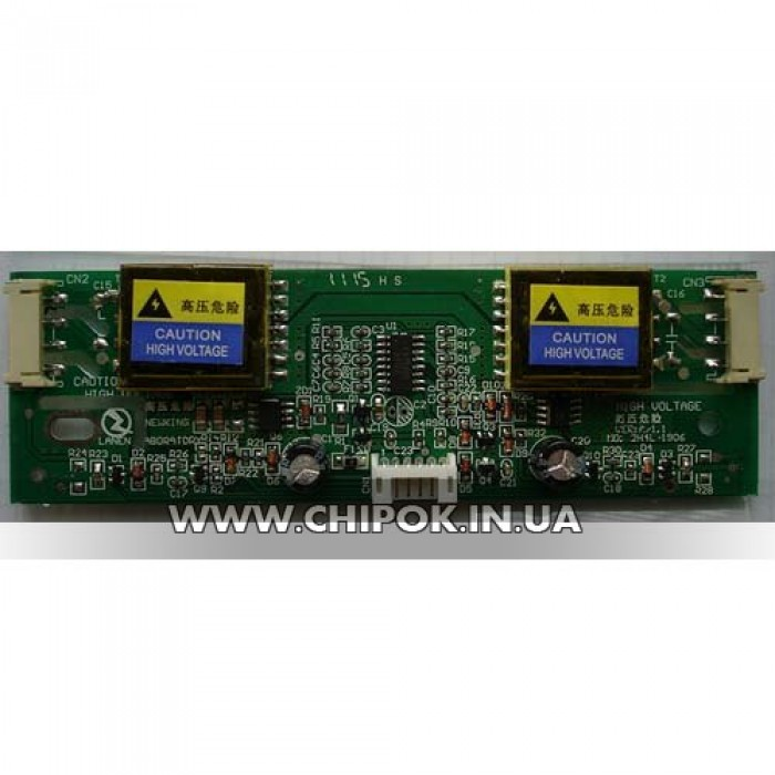 Инвертор LCD 4 ламп 2H4L-1906 (130Х40)
