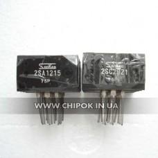 2SA1215+C2921