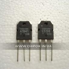 2SA1941+C5198 TO-3P