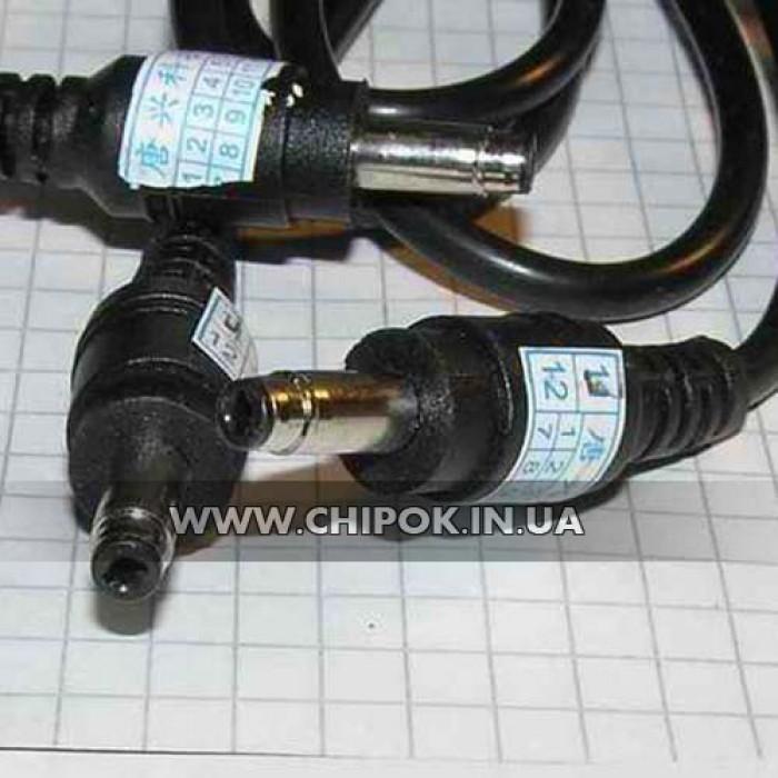 Шнур с разъемом для БП HP 2pin конусный (двух-ступенчатый)