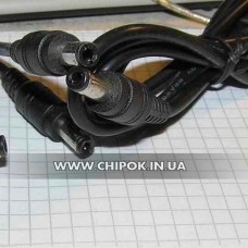 Шнур с разъемом для БП ASUS/MSI/LG 5.5*2.5mm