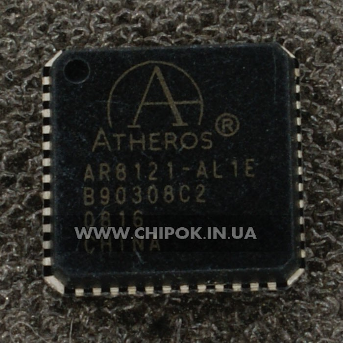 AR8121-AL1E сетевой контроллер Atheros QFN-48