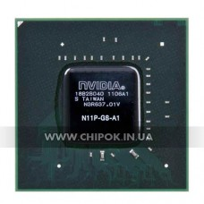 N11P-GS-A1 видеочип nVidia GeForce G330M