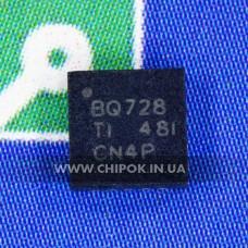 BQ24728 контроллер заряда