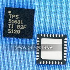 TPS51631RSMRшим контроллер