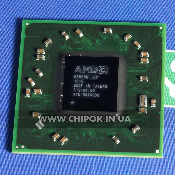 215-0674030 северный мост AMD RX781