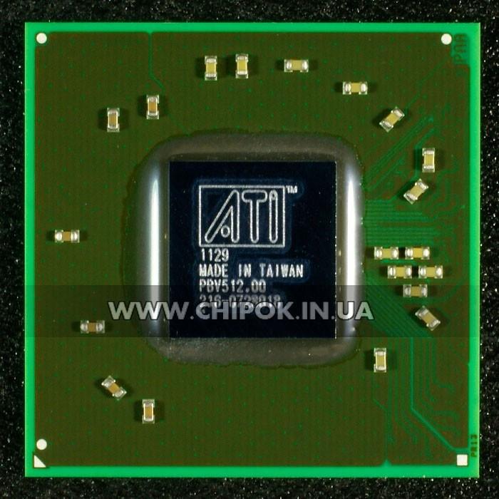216-0728018 (M92-S2 XT) видеочип ATI Mobility Radeon HD4550