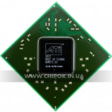 216-0731004 видеочип ATI Mobility Radeon HD 4670