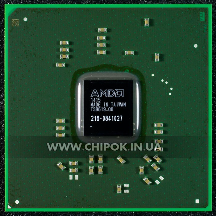 216-0841027 видеочип ATI Mobility Radeon HD8670M