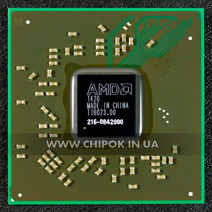 216-0842000 видеочип ATI Mobility Radeon HD 8750M