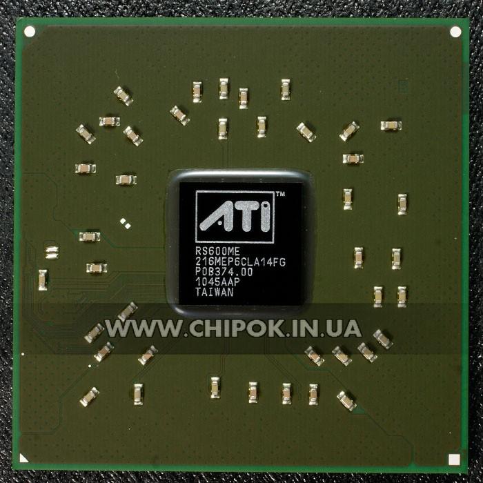 216MEP6CLA14FG Северный мост ATI/AMD RS600ME