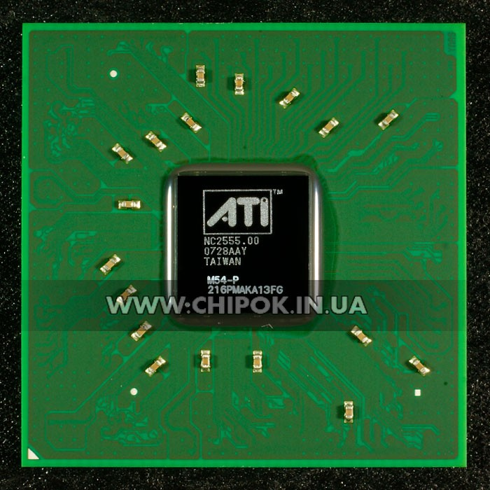 216PMAKA13FG видеочип ATI Mobility Radeon X1400