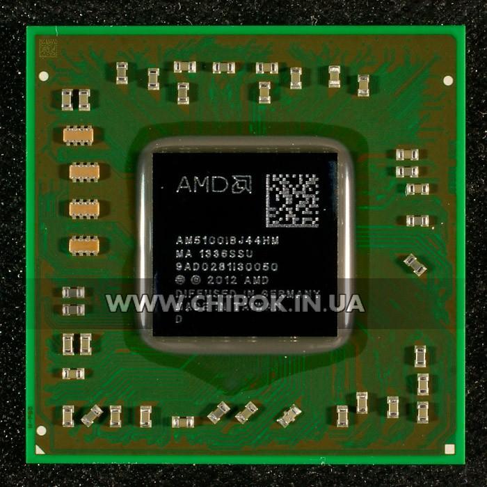 AM5100IBJ44HM процессор AMD для ноутбука (аналог AM5000IBJ44HM)
