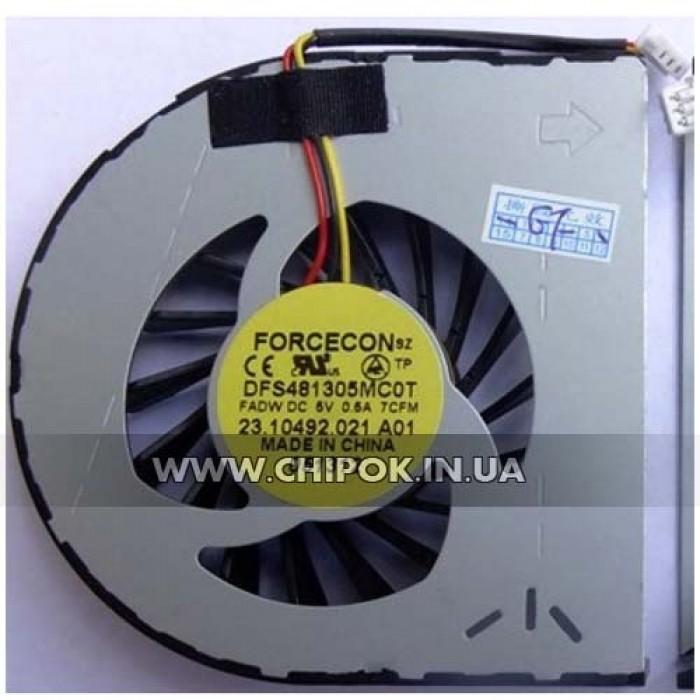 Вентилятор CPU Dell N5040, N5050, N4050, N4040 DFS481305MC0T