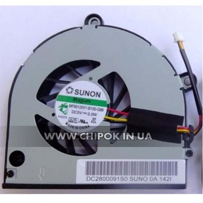 Вентилятор CPU Acer 5252, 5552 MF60120V1-B100-G99