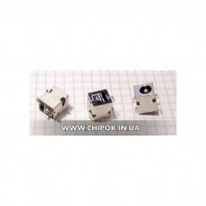 Разъем питания ноутбука DC JACK FUJITSU-LENOVO 1pin+4GND (2.5mm)