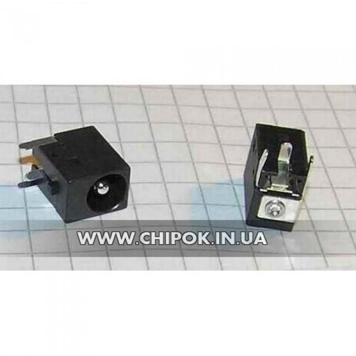 Разъем питания ноутбука DC JACK HP (3pin 2.5mm)