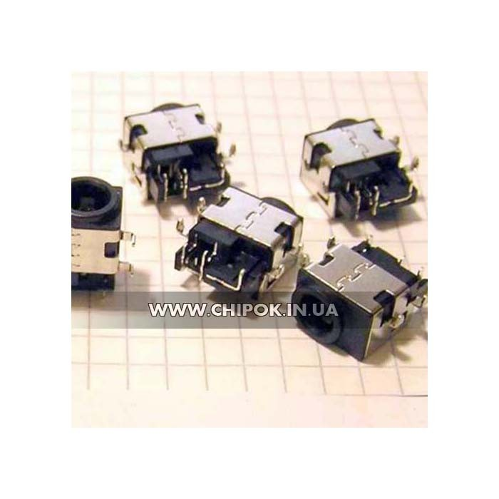 Разъем питания ноутбука DC JACK SAMSUNG N148/R530/R580