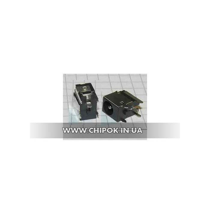 Разъем питания ноутбука DC JACK HP NC4000/6000 (3+2pin 1.65mm)