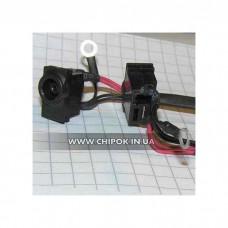Разъем питания ноутбука DC JACK SAMSUNG R518 с кабелем