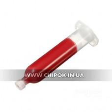 Клей для SMD/SMT/IC/BGA компонентов, красный, 40гр