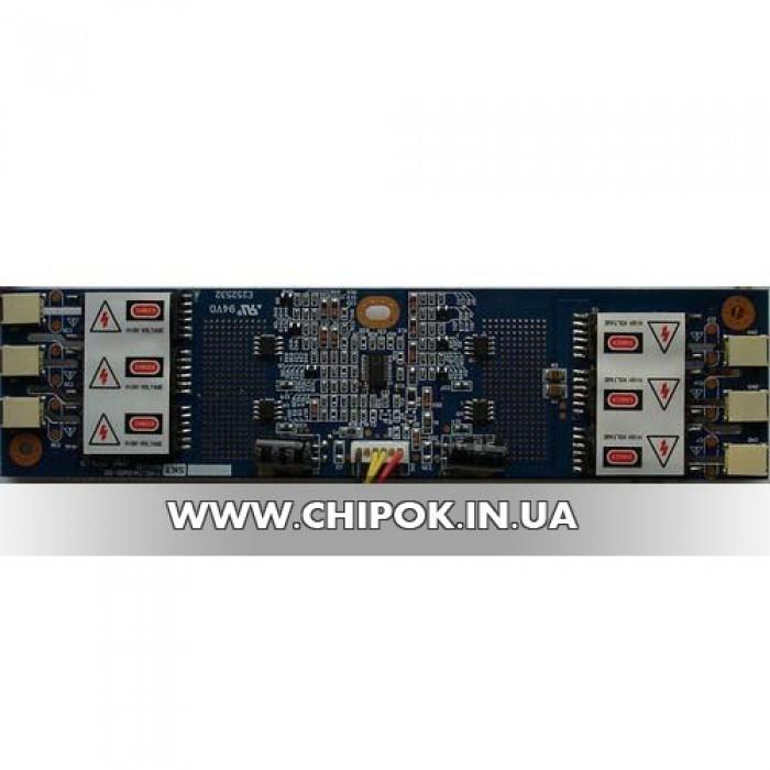 Инвертор LCD 6 ламп 24V small INV0601-02