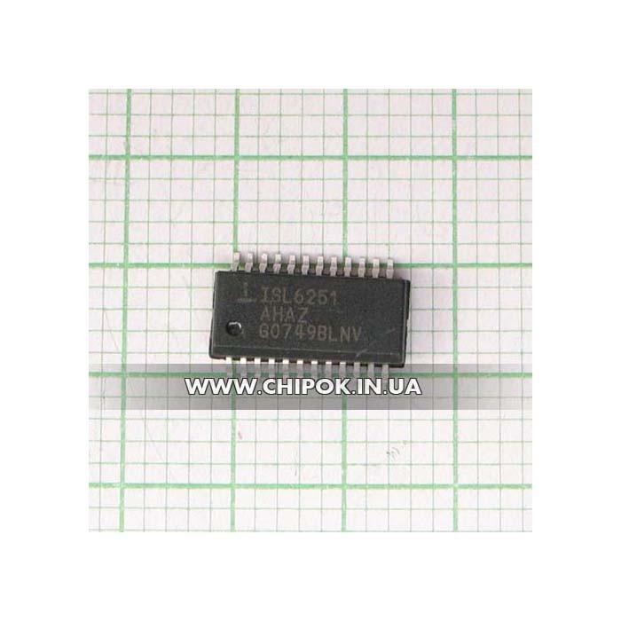 ISL6251AHAZ Контроллер заряда батареи для ноутбуков