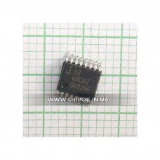 ISL6268CAZ High-Performance PWM Controller для ноутбуков