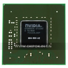 G84-600-A2 видеочип nVidia GeForce 8600M GT 128 bit