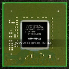 G84-603-A2 видеочип nVidia GeForce 8600M GT