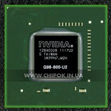 G98-600-U2 видеочип nVidia GeForce 9200M GS