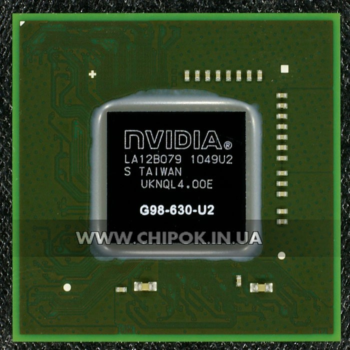 G98-630-U2 видеочип nVidia GeForce 9300M GS