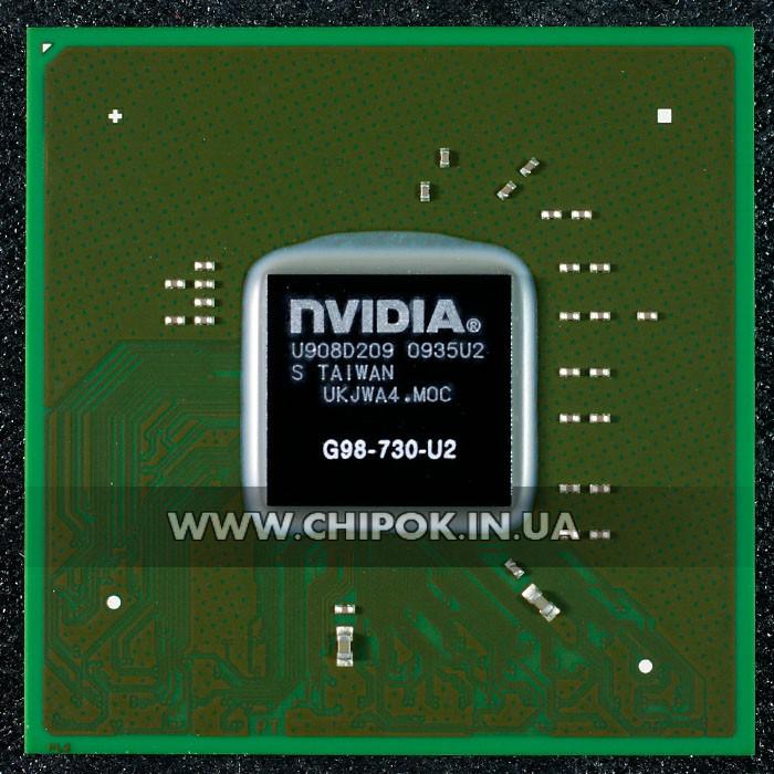 G98-730-U2 видеочип nVidia GeForce 9300M GS