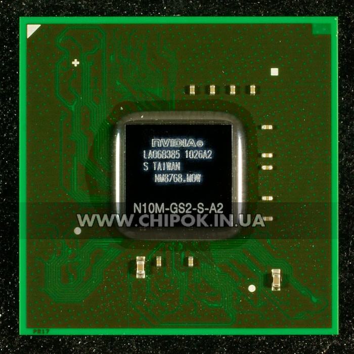 N10M-GS2-S-A2 видеочип nVidia GeForce G210M