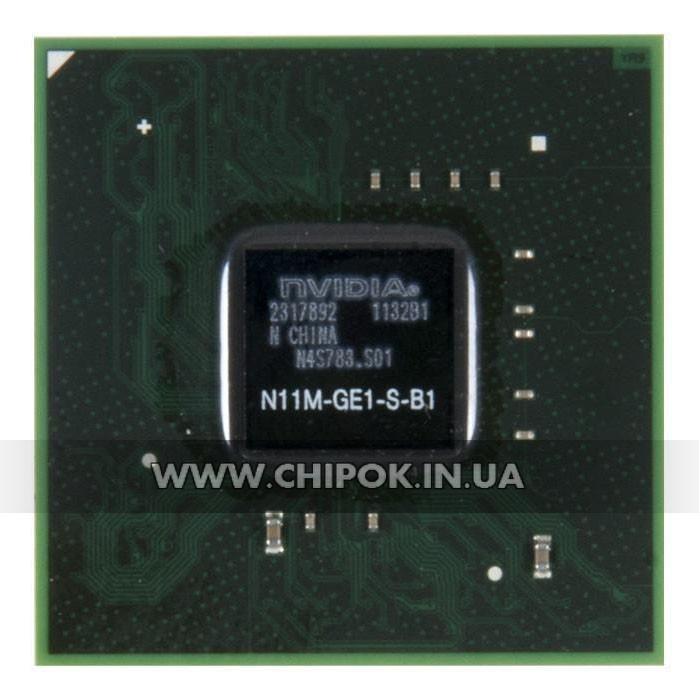 N11M-GE1-S-B1 видеочип nVidia GeForce G210M