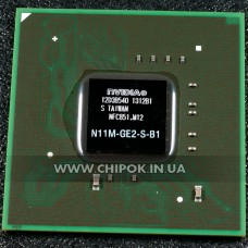 N11M-GE2-S-B1 видеочип nVidia GeForce G310M