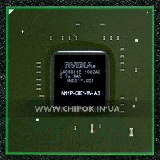 N11P-GE1-W-A3 видеочип nVidia GeForce G330M для Apple MacBook