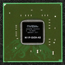 N11P-GV2H-A3 видеочип nVidia GeForce GT320M