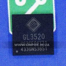 GL3520 контроллер USB 3.0 QFN 64