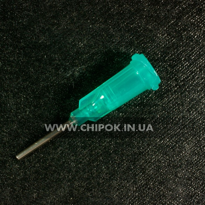 Насадка-дозатор для шприцов флюса/зеленки d1,27/0.84мм