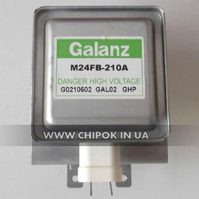 Магнетрон для микроволновой печи Galanz M24FB-210A