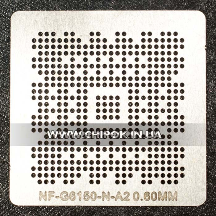 Трафарет NVidia 6100/6150 0,6мм