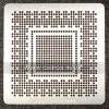 Трафарет NVidia G96-630-A1 N12P-GS-A1 GT216-300-A3 GT216-350-A2 N11P-GV2H-A2 0,5мм