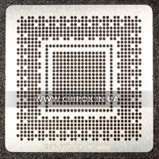 Трафарет NVidia G96-630-A1 N12P-GS-A1 0,5мм