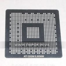 Трафарет ATI 200M 0.6mm
