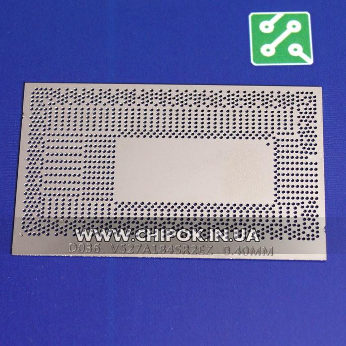 Трафарет intel i5-8250U SR3LB i5-8250U SR3LA i5-7200U SR2ZU i5-7200U SR342 i3-7130U SR3JY i3-6006U SR2UW 4415U SR348 i3-6006U SR2UW SR2EW Intel Celeron 3955U