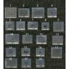 Трафареты для iphone 5 в ассортименте