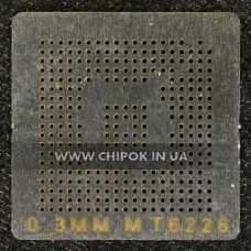 Трафарет MT6226 0,3мм