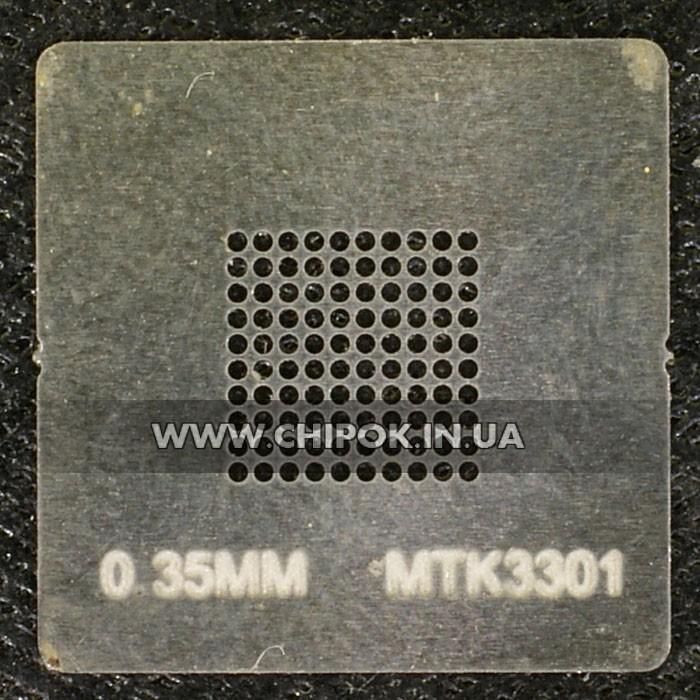 Трафарет MTK3301 0,35мм 16x16