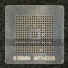 Трафарет MTK6225 0,35мм